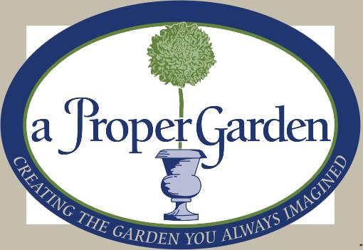A Proper Garden